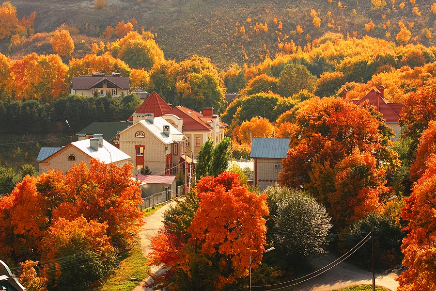 Best Places To Go In The Fall