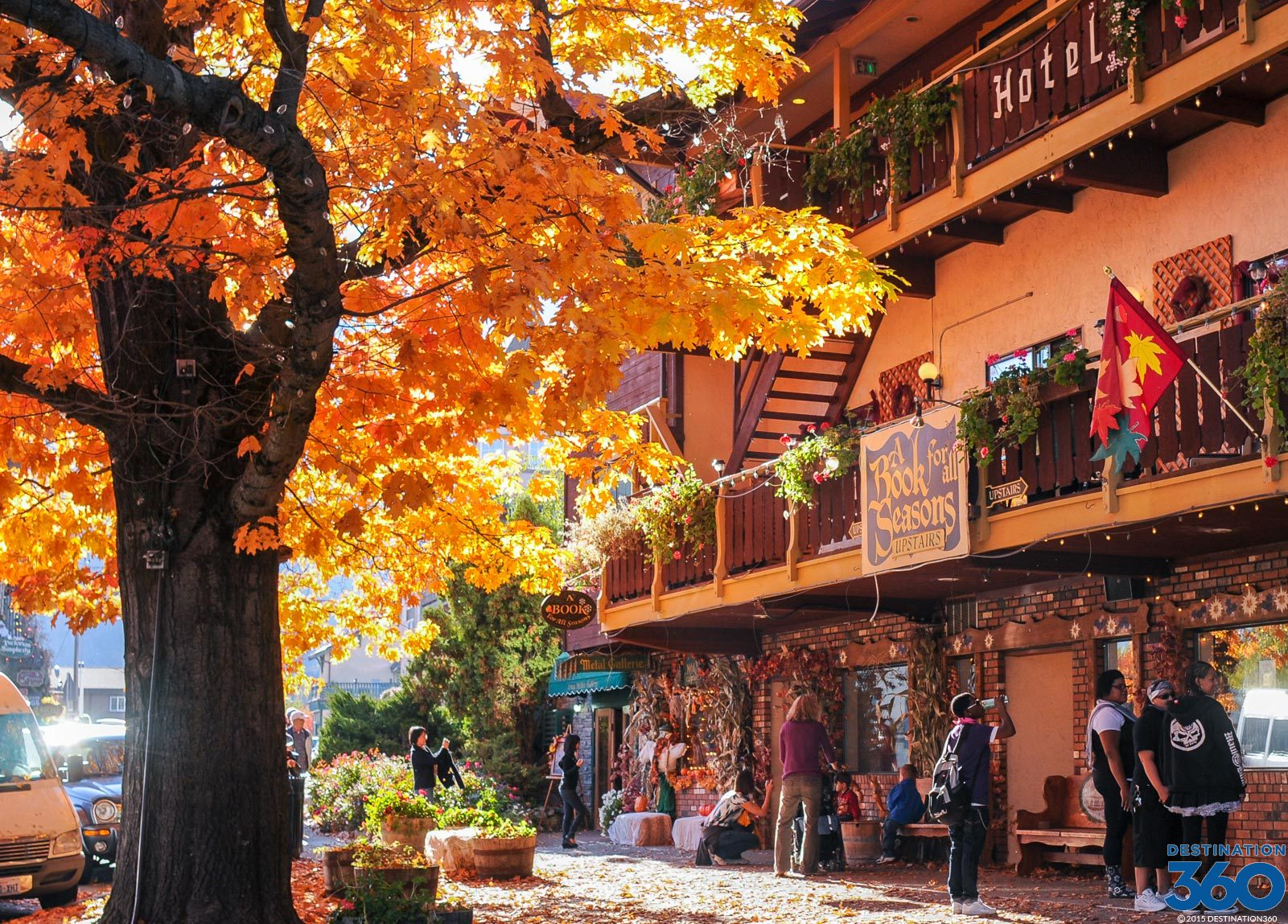 Fall Vacation Destinations