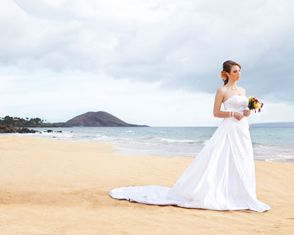 Cheap beach wedding packages