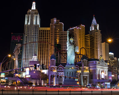 Vacations In Las Vegas