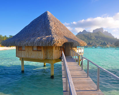 Tropical luxury vacations luxury island vacation spots for Inexpensive tropical vacation spots