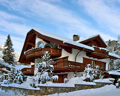 Winter Vacation Homes
